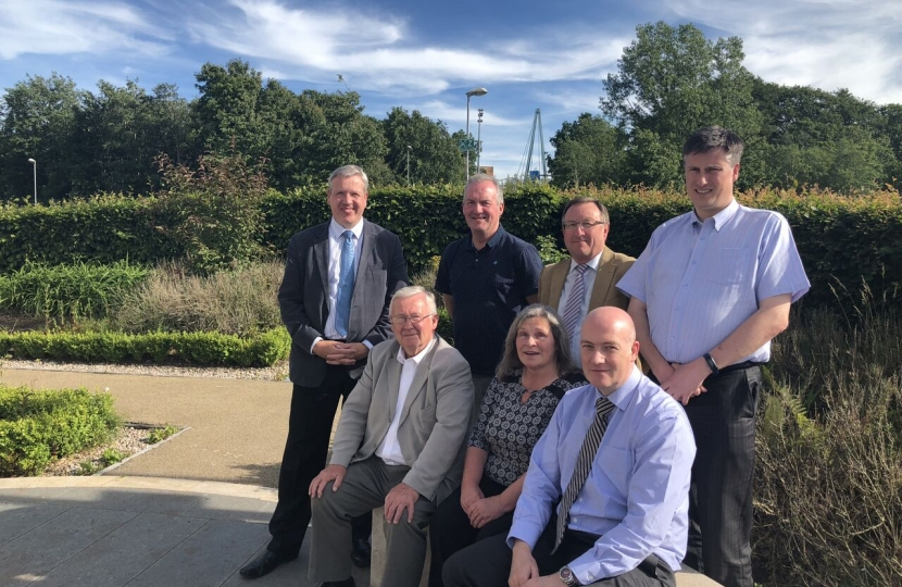 West Lothian Conservative Councillors