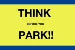 think before you park
