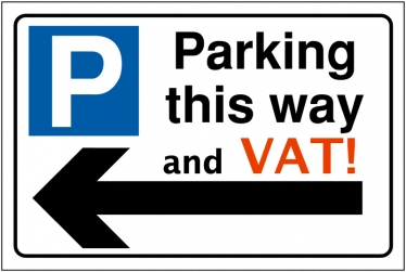 Parking plus VAT